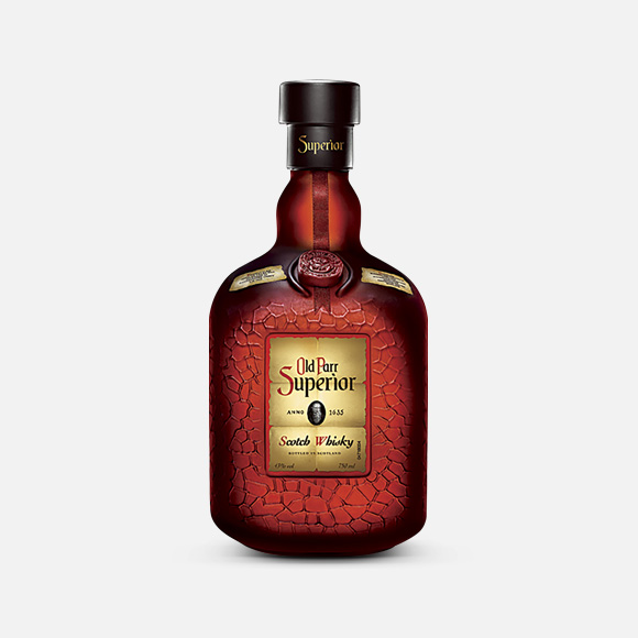 Whisky Old Parr Superior 750 ml