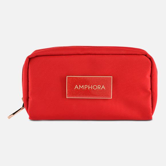 Amphora Cosmetiquero Rectangular Caggie