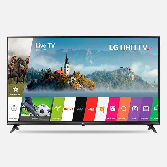 LG Televisor Super UHD 4K TV 55