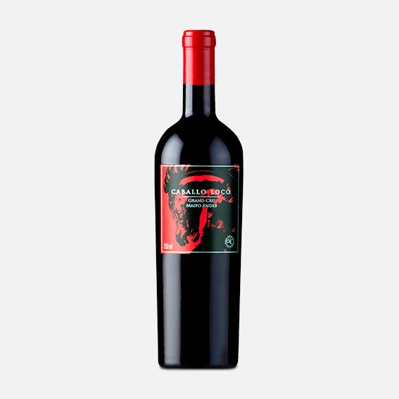 Vino Valdivieso Caballo Loco Grand Cru Maipo 750 ml