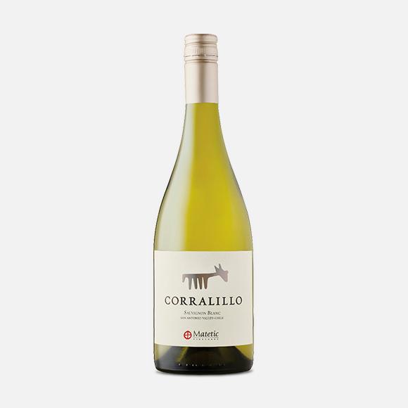 Vino Corralillo Sauvignon Blanc 750 ml