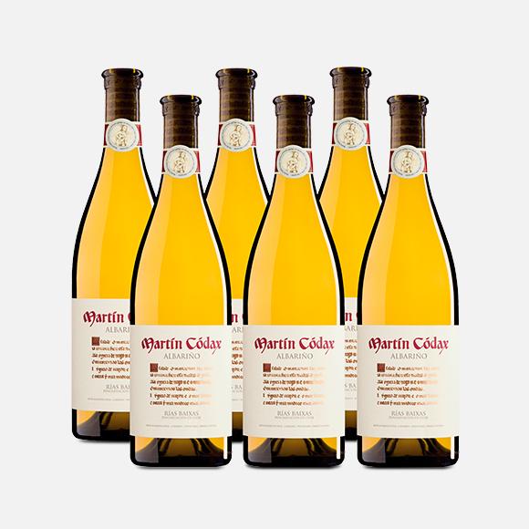 Vino Martín Codax (Pack x 6 Botellas)