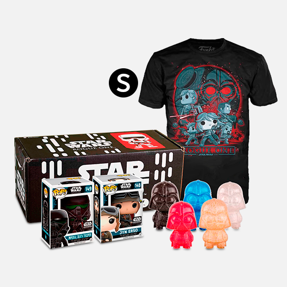 Box Collector Star Wars Rogue One Polo Small