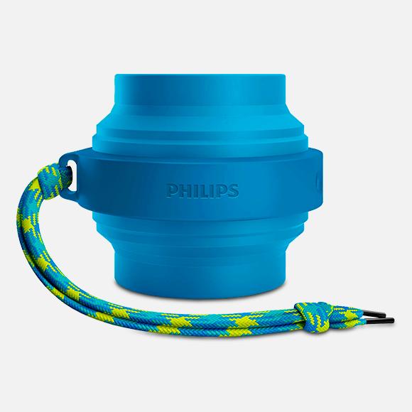Philips Parlante Bluetooth Azul