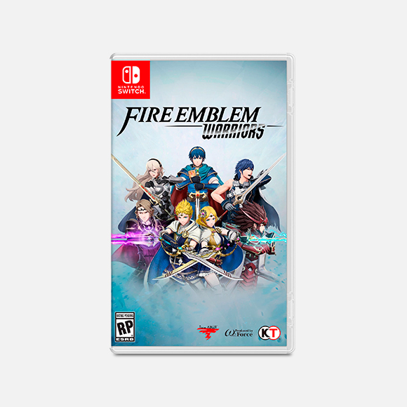 Juego Switch Fire Emblem Warriors