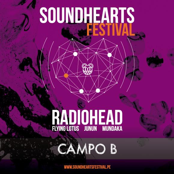 Entradas Concierto Radiohead - Campo B