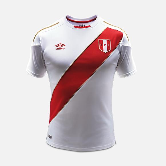 Camiseta talla S Home de Perú