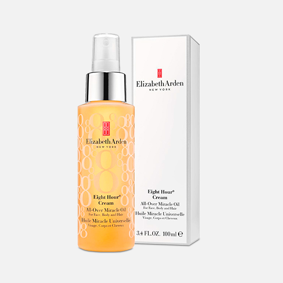 Elizabeth Arden  Eight Hour Cream All Over Miracle Oil For Face Body And Hair 100 ml