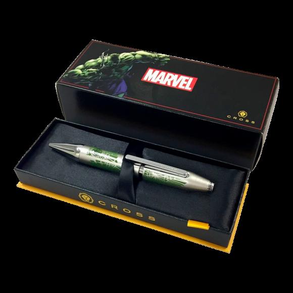 Hulk selectip rollerball pen