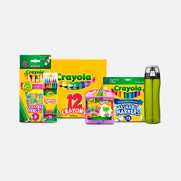 Pack Crayola # 1 Crayola/Thermos