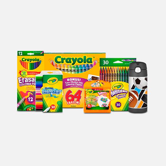 Pack Crayola # 2 Crayola/Thermos
