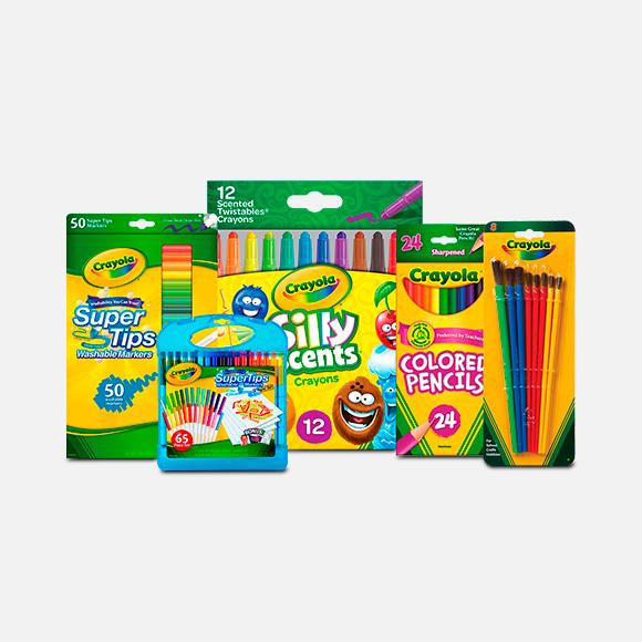 Pack Crayola # 3 Crayola/Thermos