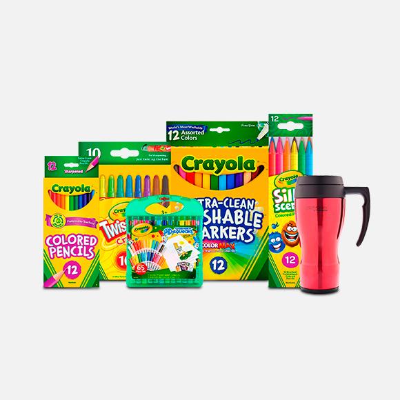Pack Crayola # 4 Crayola/Thermos