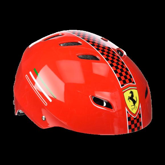 Ferrari casco - red medium