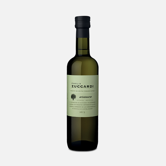 Aceite de Oliva Zuccardi Aarauco