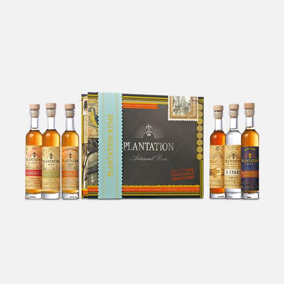 Plantation Estuche Cigar Box
