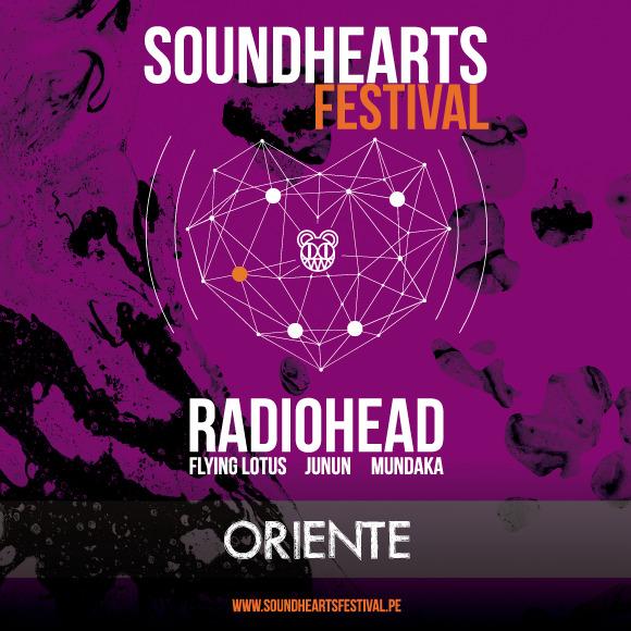 Entrada Concierto Radiohead - Oriente