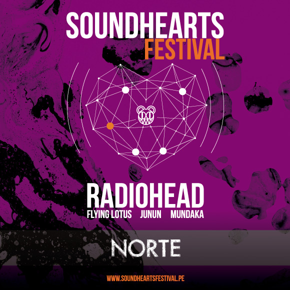 Entrada Concierto Radiohead - Norte