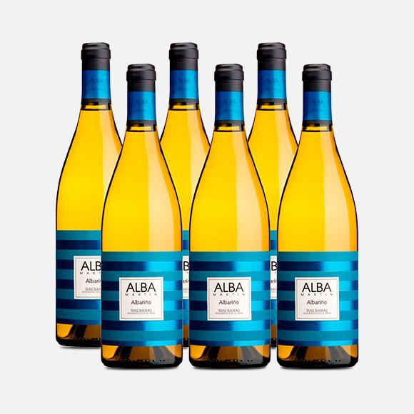 Vino Alba Martín Pack x 6 botellas
