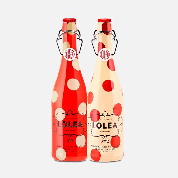 Lolea Pack x 2 Botellas