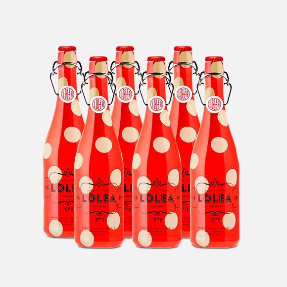 Lolea Pack x 6 Botellas  250105