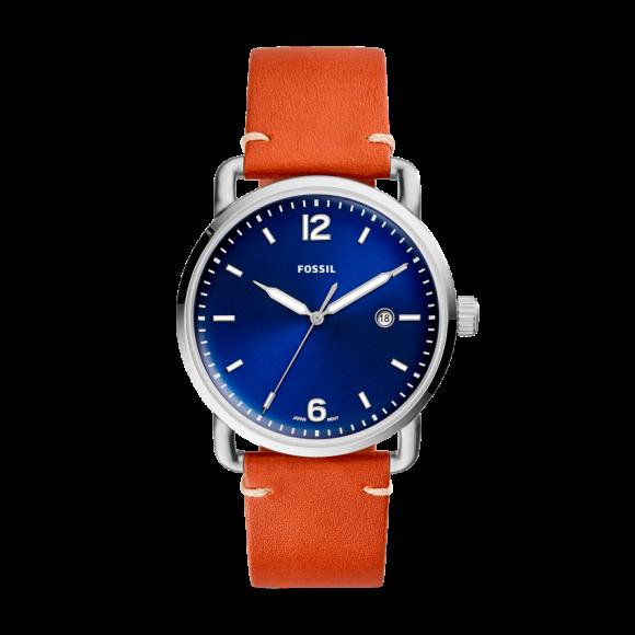 Reloj Fossil para caballero correa de cuero
