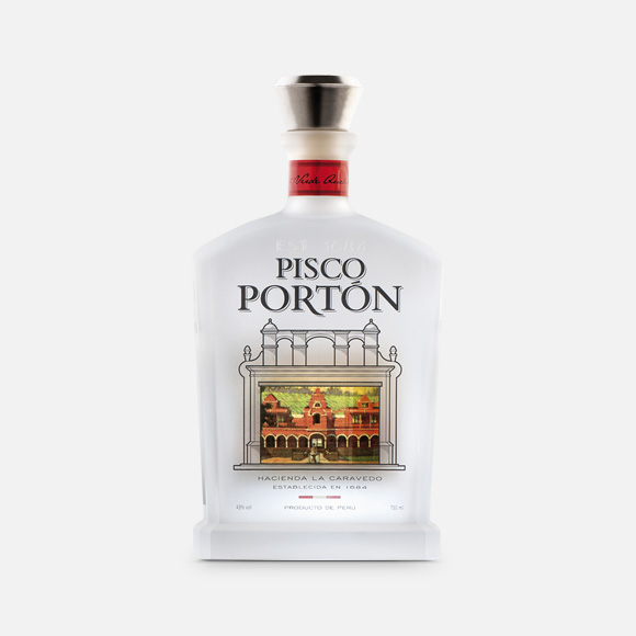 Pisco Portón Mosto Quebranta 750 ml