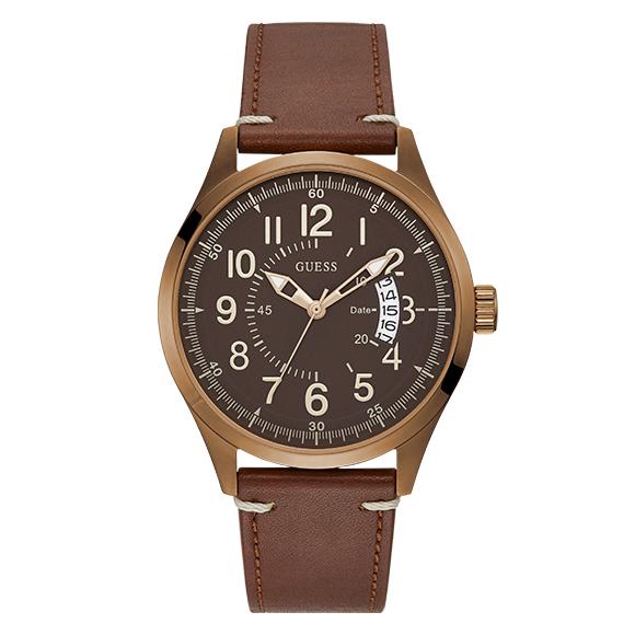 Reloj de dama Guess W1102G3 con correo de silicona