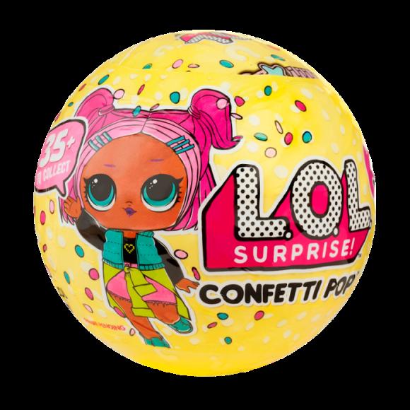 Muñecas LOL surprise confetti pop