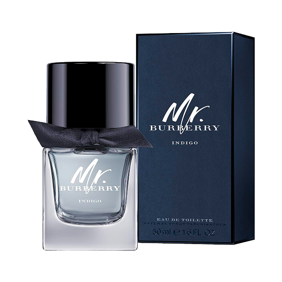 Burberry Mr Burberry Indigo EDT 50 ml