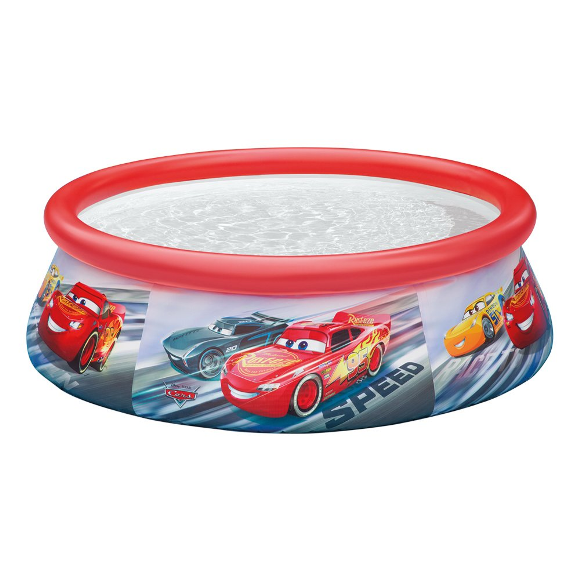 Piscina inflable Cars