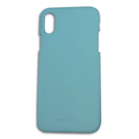 Jelly Case iPhone one X menta