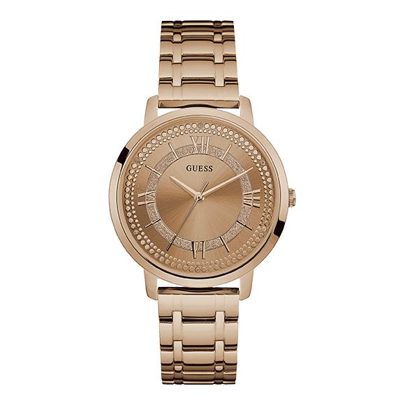 Reloj de dama Guess W0933L3 correa de acero