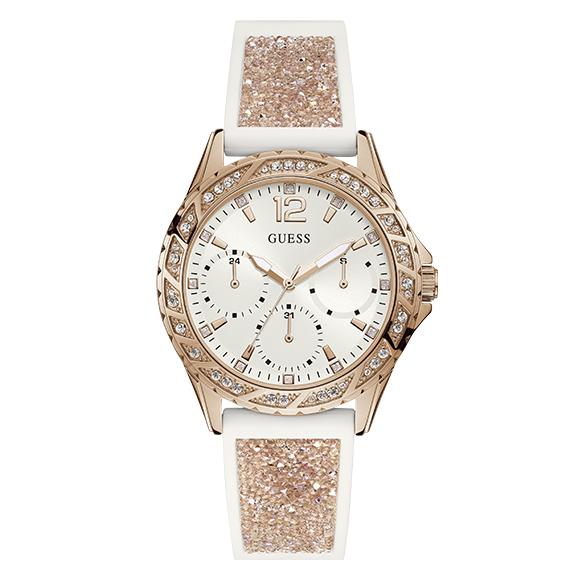 Reloj de caballero Guess W1096L2 con correa de cuero