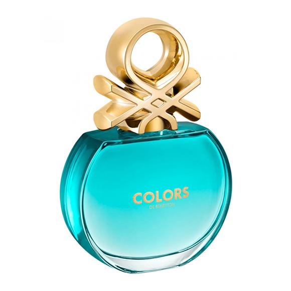 Benetton Colors Blue EDT 80 Ml