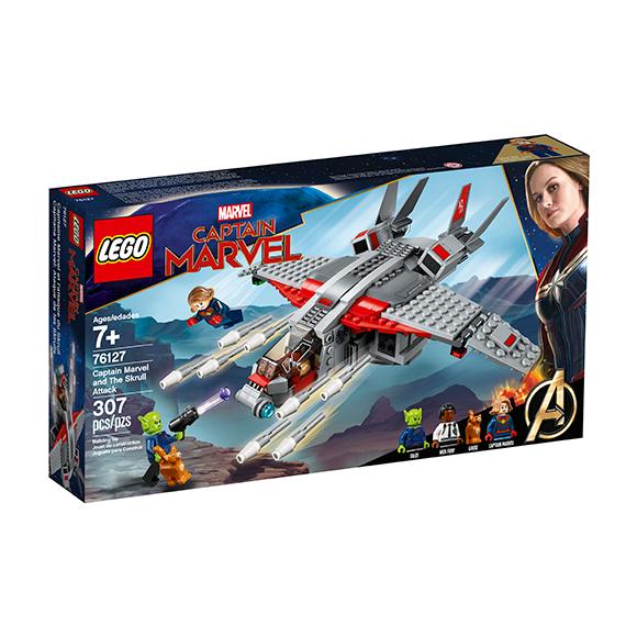 Lego set Súper Héroes vehículo Capitán América