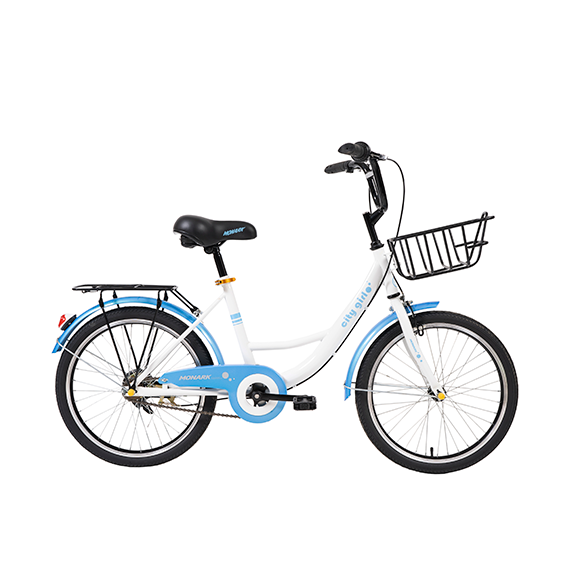 Bicicleta Monark City Girl Aro 20
