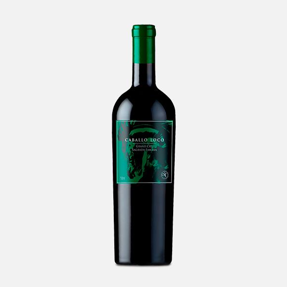 Vino Valdivieso Caballo Loco Grand Cru Sagrada Familia 750 ml