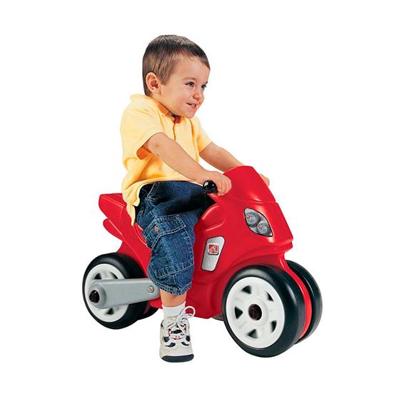 Motocicleta corre pasillo 736200