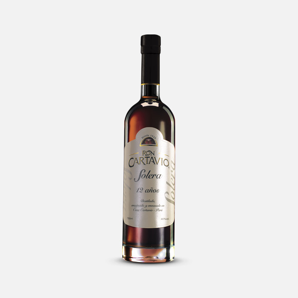 Ron Solera Cartavio 750 ml