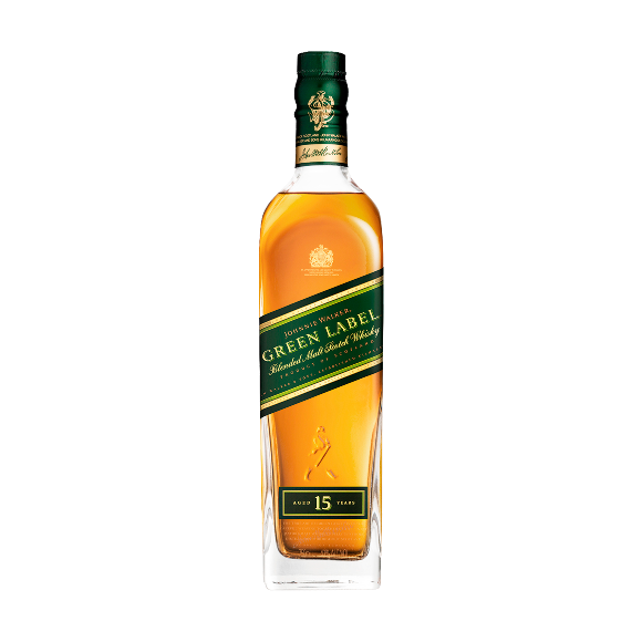 Whisky Johnnie Walker green label x 750ml